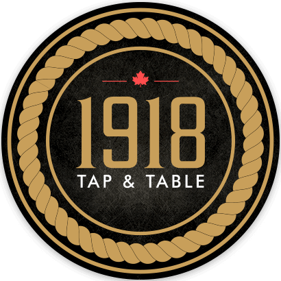 1918 Textured Logo